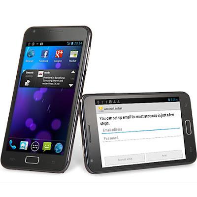 IMO I-Memo - Ponsel Android Ice Cream Sandwich Layar Lebar Dual Kamera - Berita Handphone