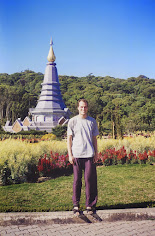 First time in Thailand - 2000.