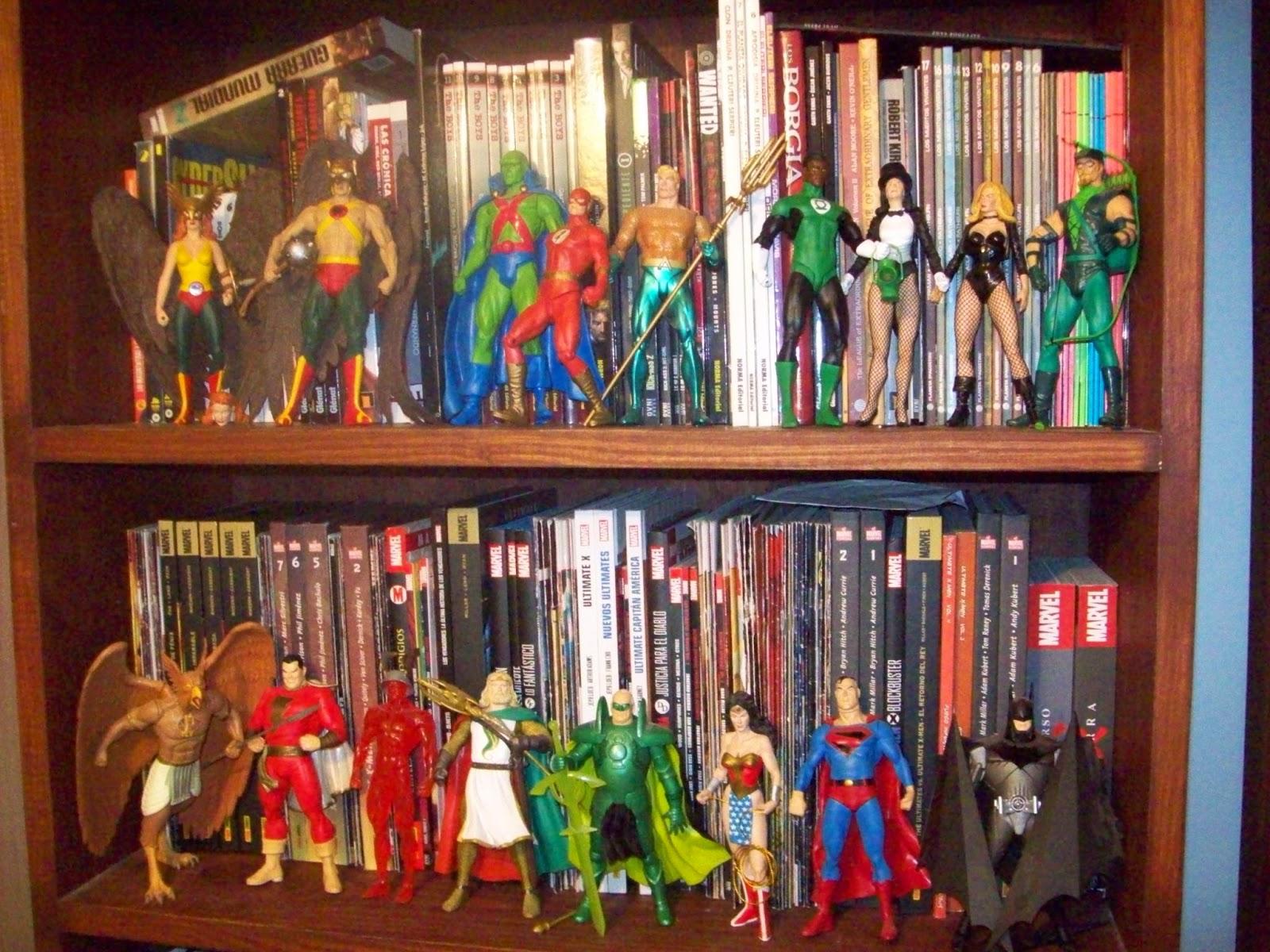 [COMICS] Colecciones de Comics ¿Quién la tiene más grande?  - Página 6 100_5474