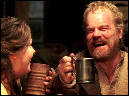 Philip Seymour Hoffman en Cold Mountain