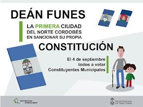 Carta Orgánica municipal