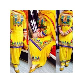 Patiyala Suit buy online best price