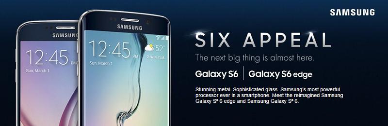 Samsung s6 dan s6 edge