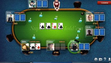 Como jogar texas holdem poker no facebook com amigos