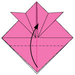 Origami Ikan Mas