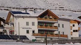 Residence Weisskugel im Winter