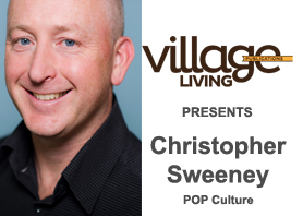 Christopher Sweeney Vilage Living Magazine