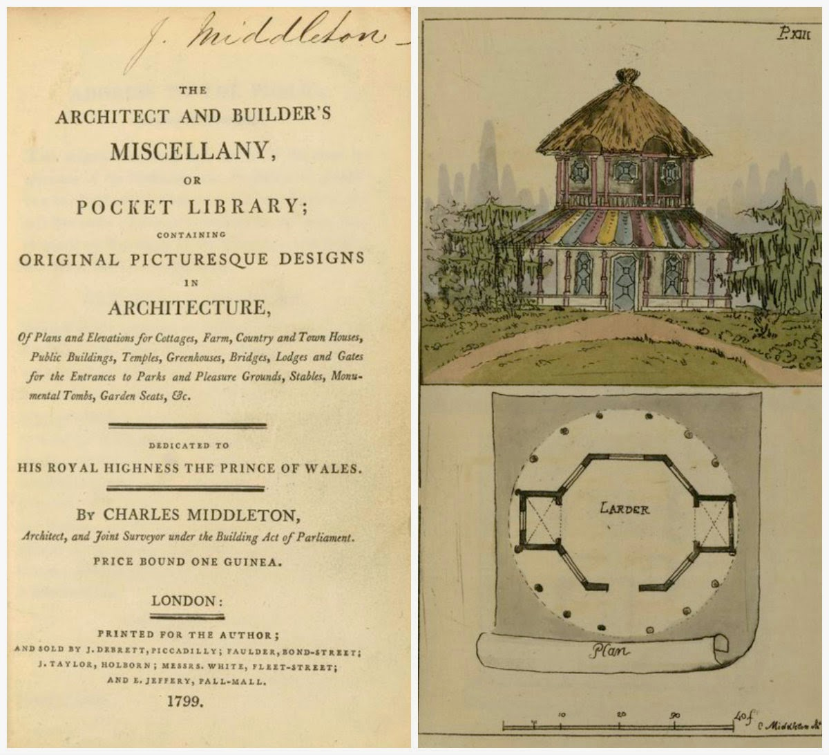 Middleton's miscellany