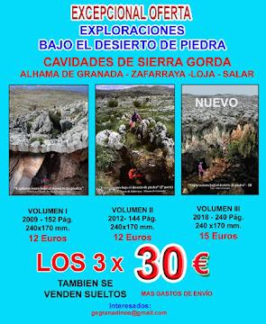 OFERTA PUBLICACIONES SIERRA GORDA