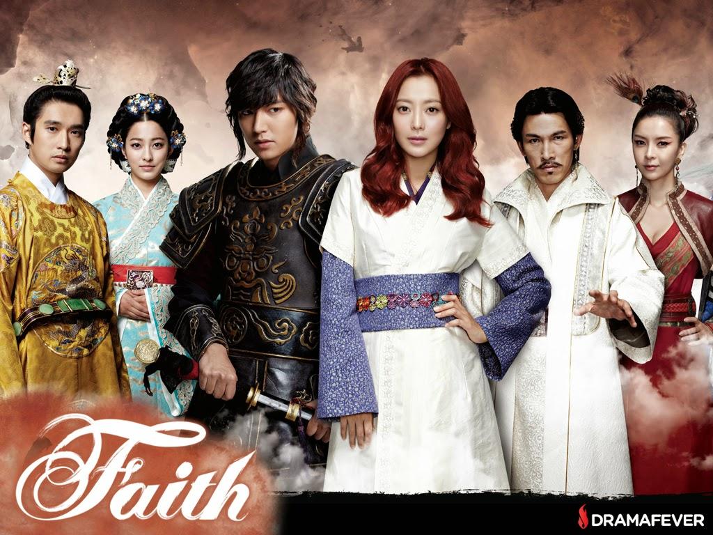 Ảnh trong phim Tín Nghĩa - Faith 1