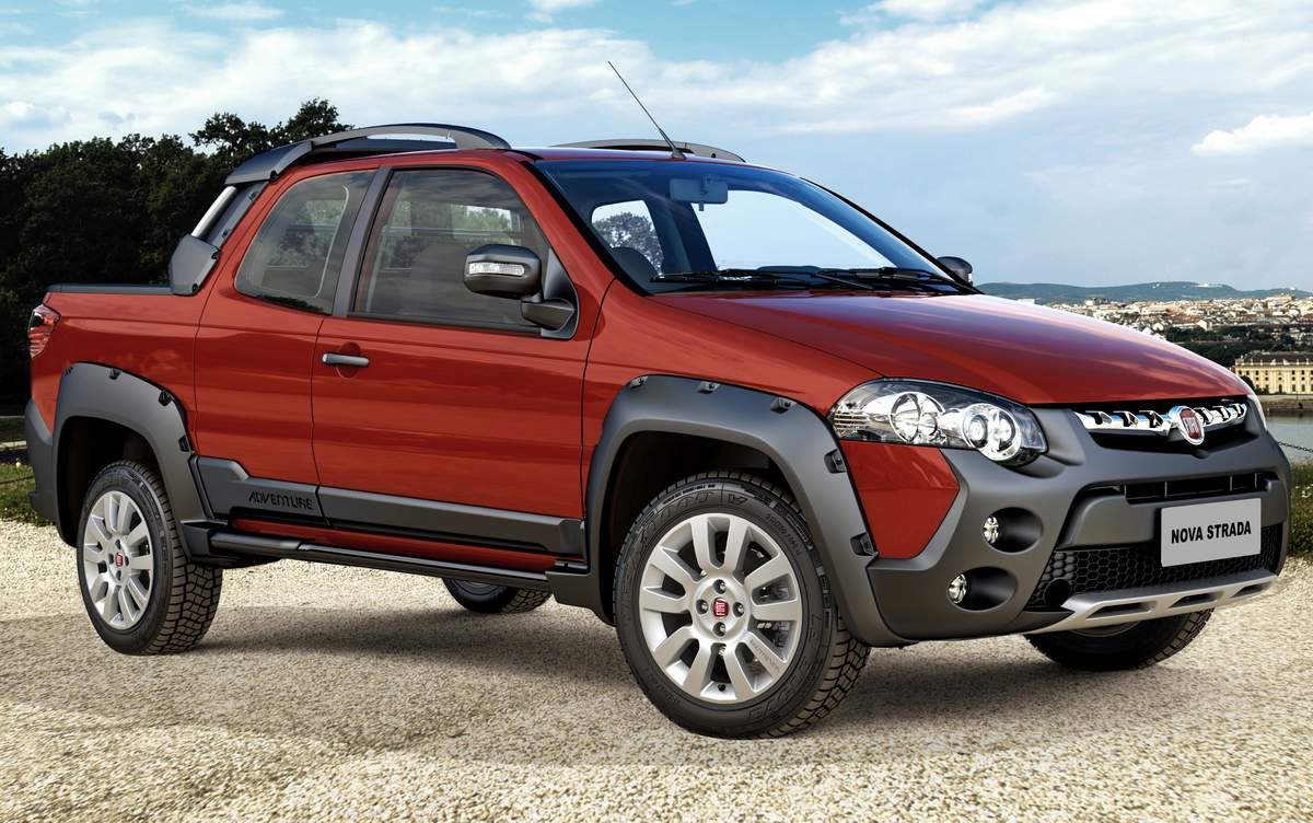 AceleraçãoMaxima: Fiat Strada 2014