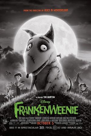 Frankenweenie Film