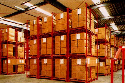 Types and Methods of structuring pallets in the Warehouse ...