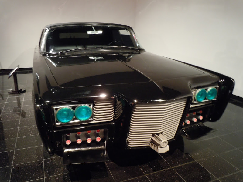 Green Hornet TV Imperial Black Beauty car
