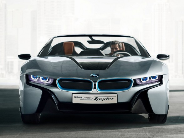 2012 BMW i8 Spyder Concept ~ Car specifications - Automobile stats