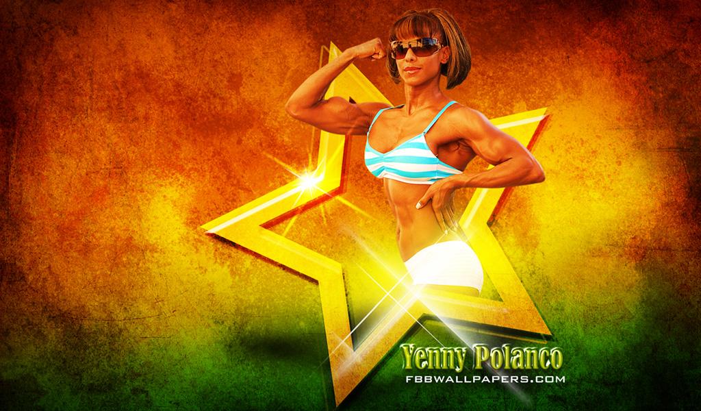 Yenny Polanco Wallpaper