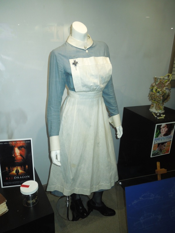 Keira Knightley Atonement World War II nurse costume