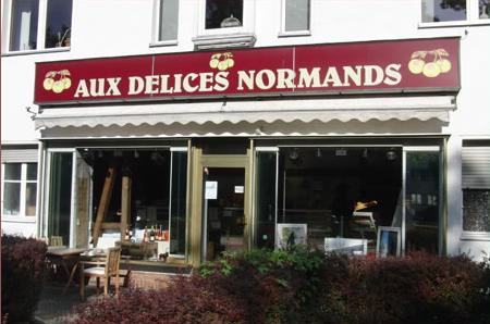Galette des Rois Aux Délices Normands