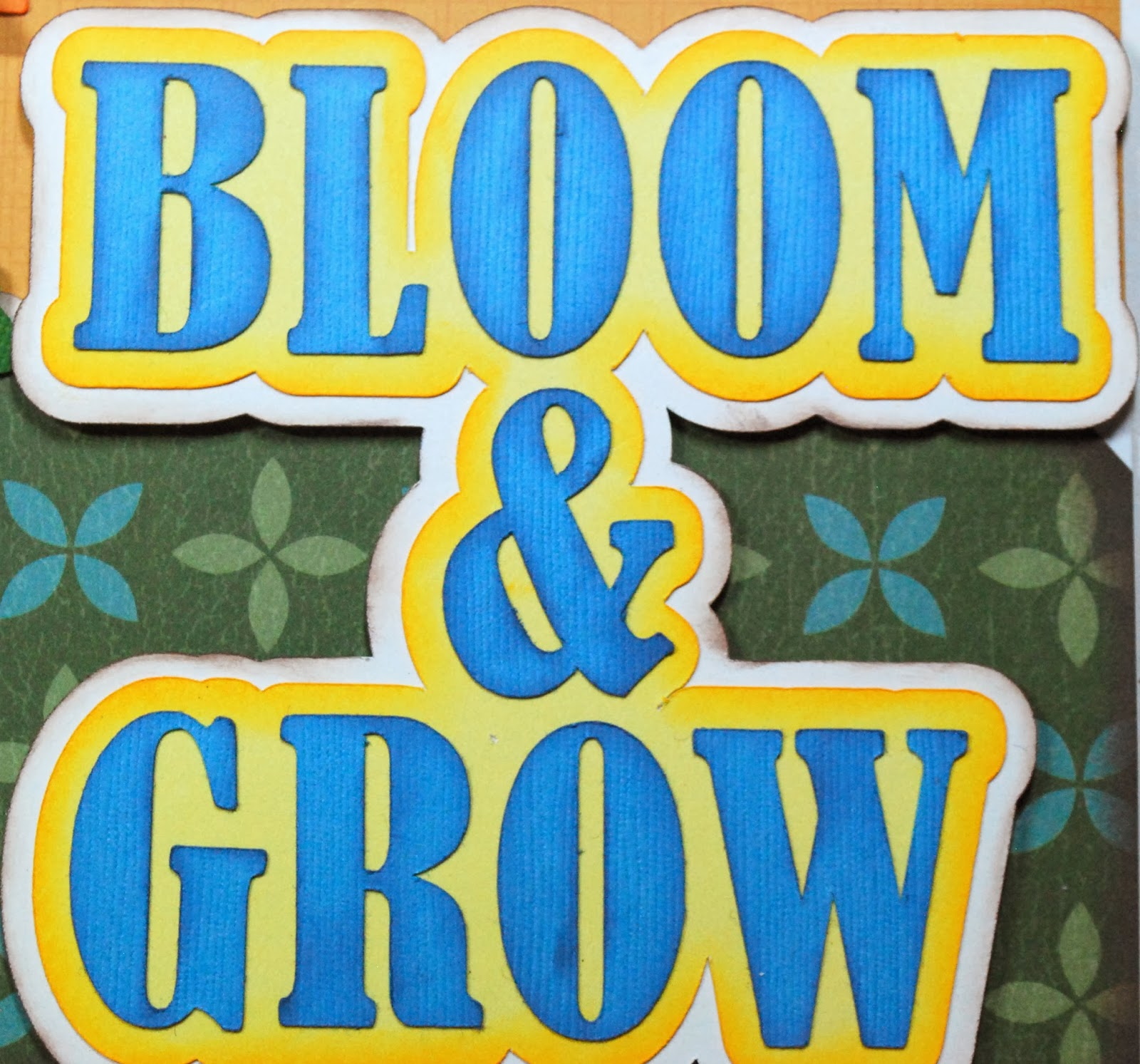 Up On Tippy Toes Bloom Amp Grow