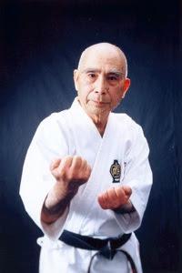 Hiroshi Kinjo Hanshi