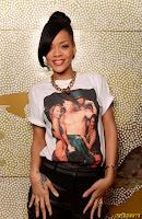 Rihanna - Battleship Portraits by Tracey Nearmy In Sydney
