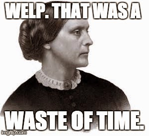 susan b anthony meme