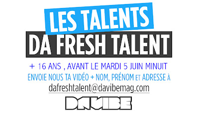 >Fresh Talent // DA FRESHTALENT TO BE CONTINUED