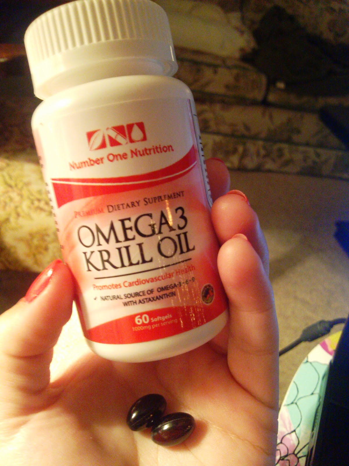 Number One Omega 3 Krill Oil Review