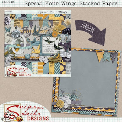 *NEW* Spread Your Wings + Freebie!