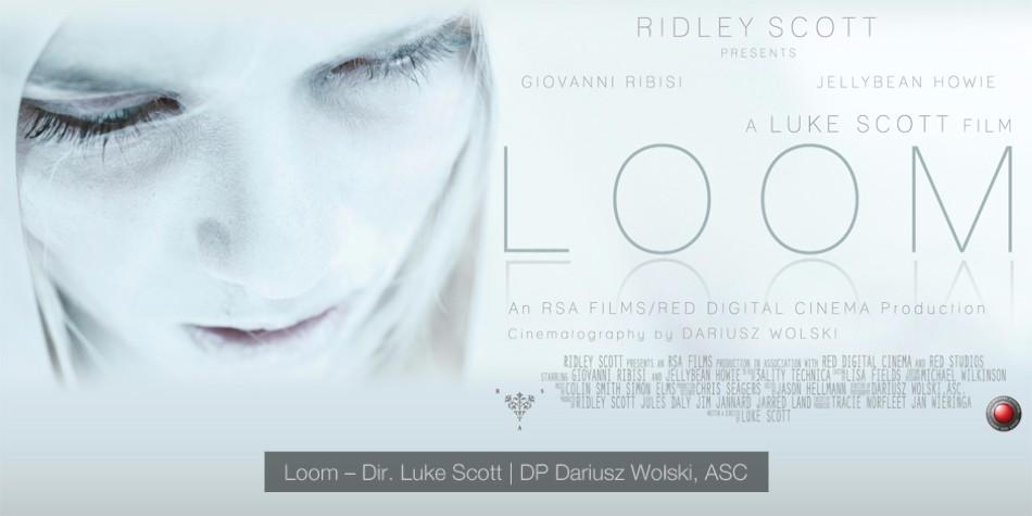 Luke Scott, hijo del director Ridley Scott hace un corto a lo 'Blade Runner' utilizando como avales cinematográficos a Giovanni Ribisi y Dariusz Wolski