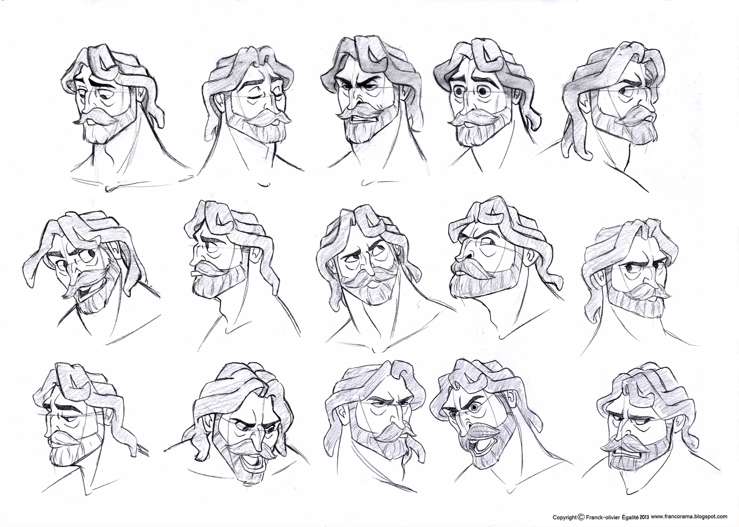 Character Design Tips Disney : Franco s character design assignment tree tarzan