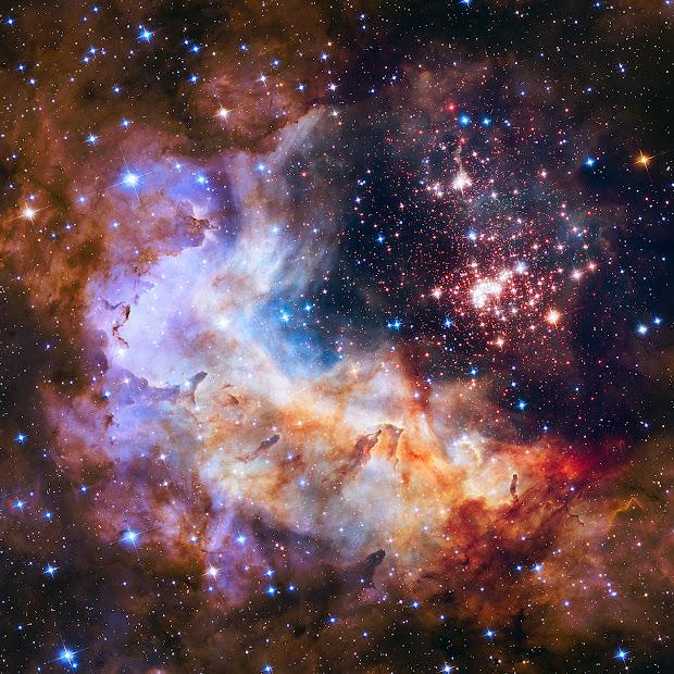 Open Cluster Westerlund 2