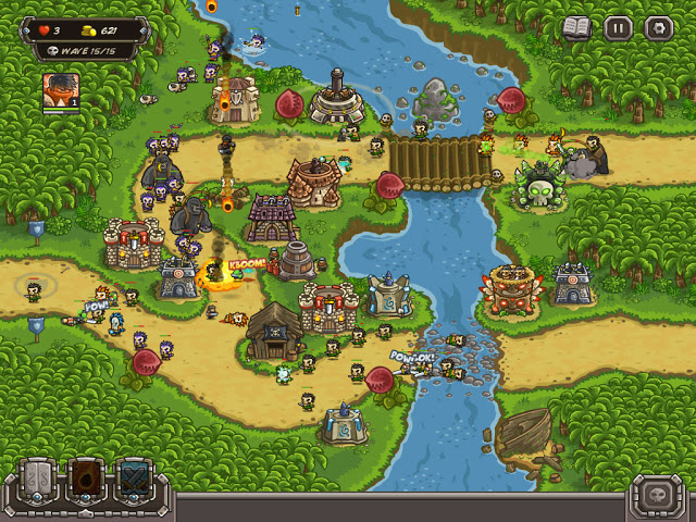 kingdom rush frontiers released