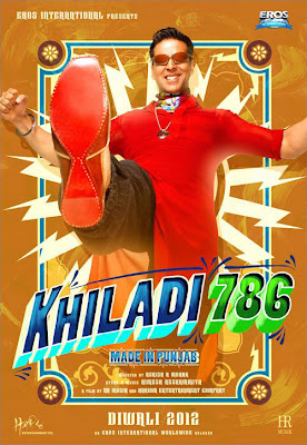 Khiladi 786 First Look
