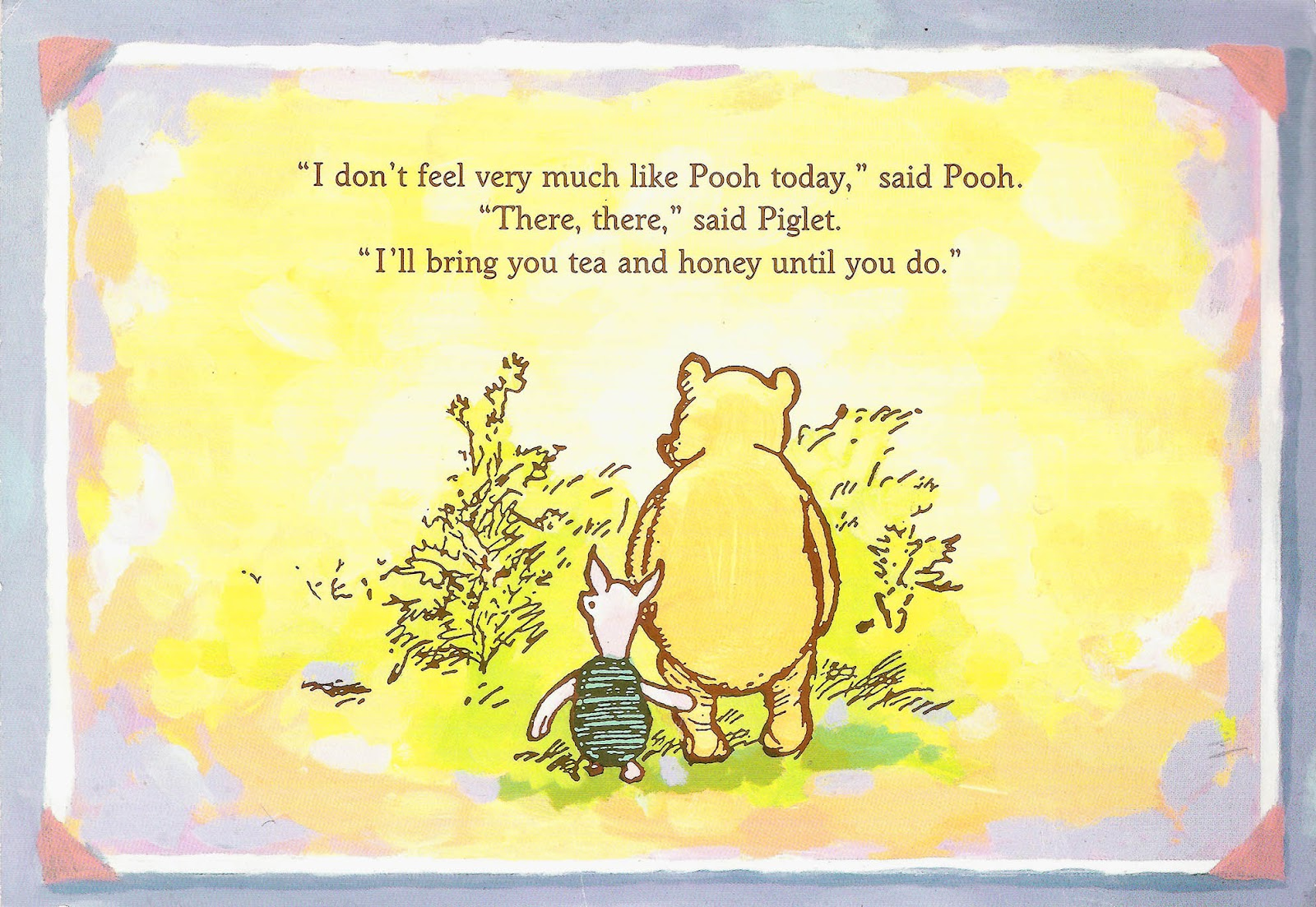 Winnie The Pooh Quote About Friendship Friendship Quotes Pooh Piglet Pooh And Piglet Friendship Quotes