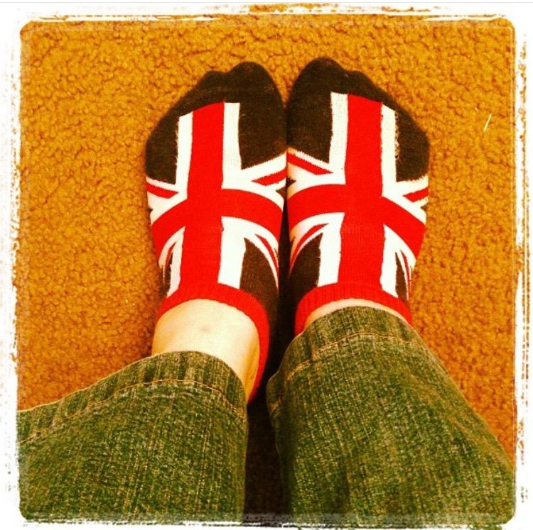 My cool bootie socks