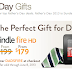 Kindle Fire HD father's day sale