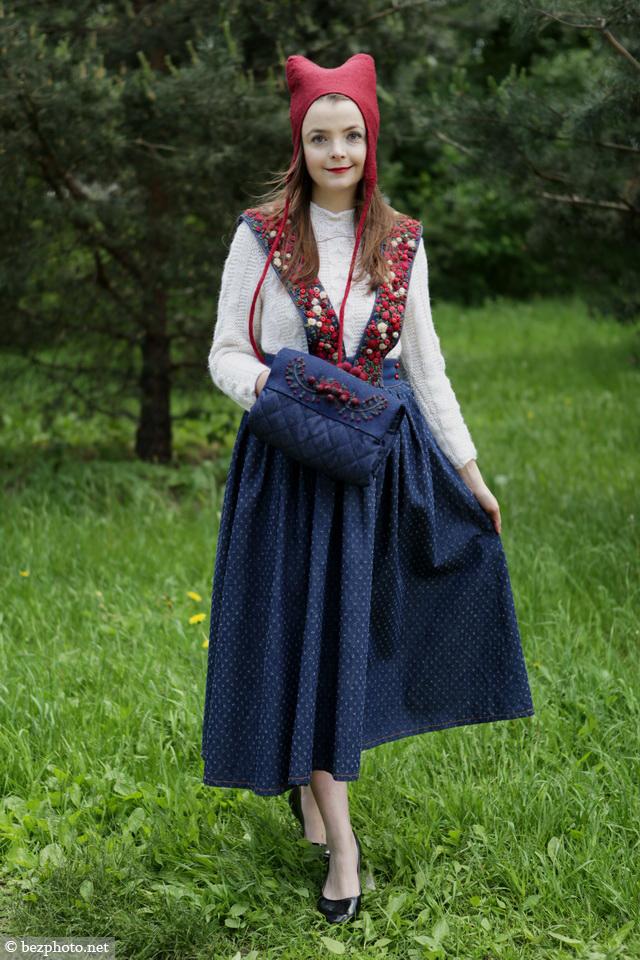 платья белорусских дизайнеров
