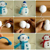 Snow Men Diy Tutorials