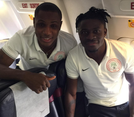 ighalo and obafemi martins