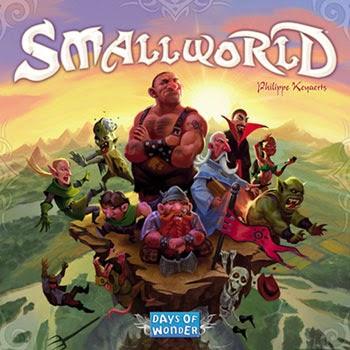 Portada de Small World