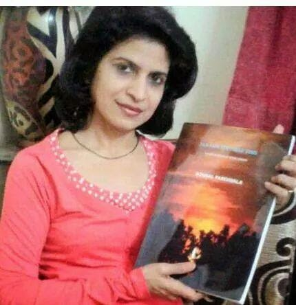 Fan For the first time by sonnal pardiwala book on Faisal Khan