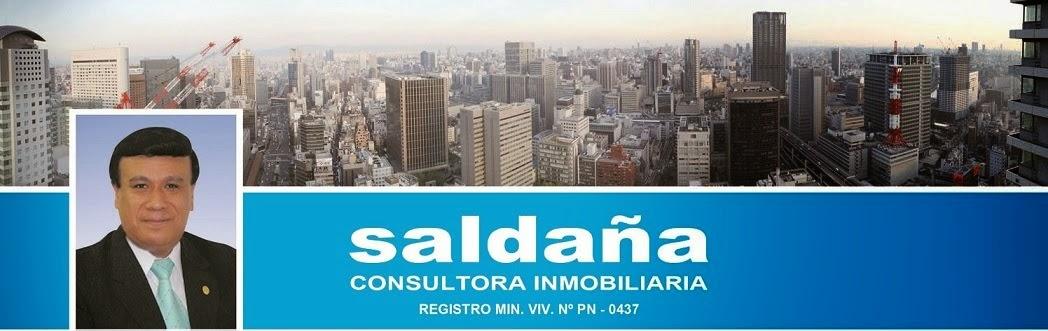 SALDAÑA CONSULTORA INMOBILIARIA