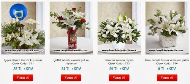 Yenidoğan bebekler için çiçek modelleri çeşitleri
