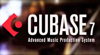 Studio d'enregistrement Medusa Prod utilise le logiciel audio Cubase