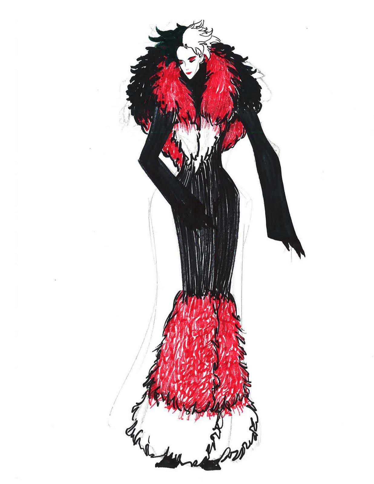 Cruella de vil fashion 67