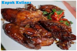 Aneka Resep Masakan Ayam Kecap Mentega