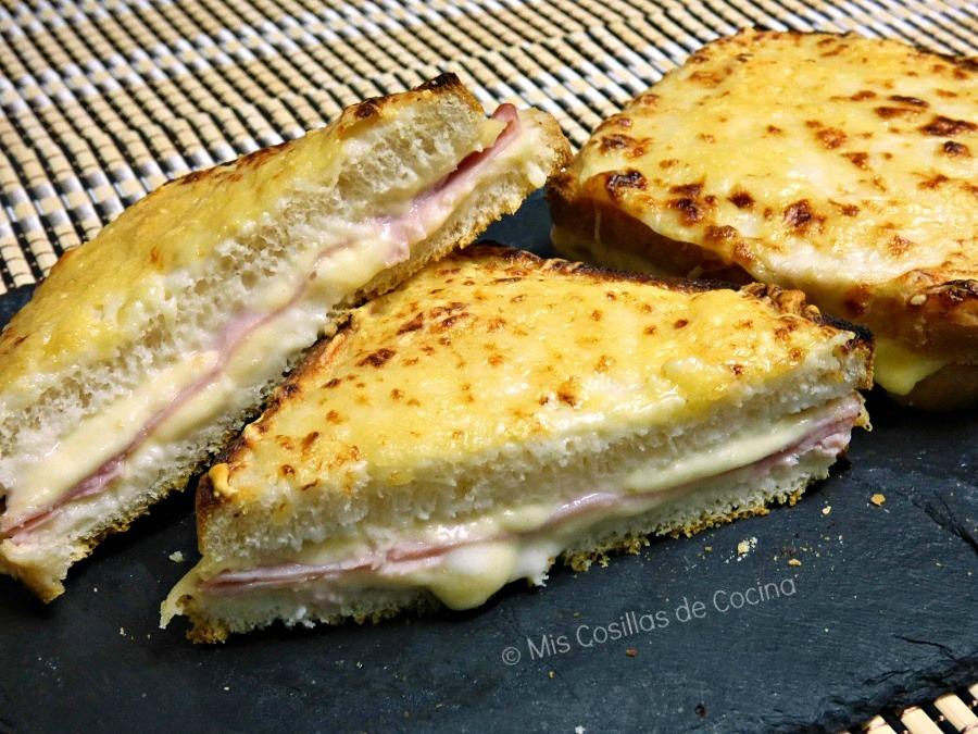 brie croque monsieur sandwiches recipes dishmaps brie croque monsieur ...