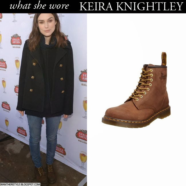 WHAT SHE WORE: Keira K...