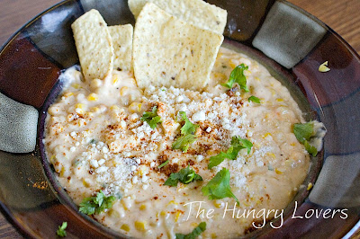 Elote Dip (Creamy Mexican Corn Dip)